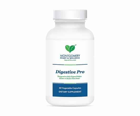 Digestive Pro 60 Vegetable Capsules